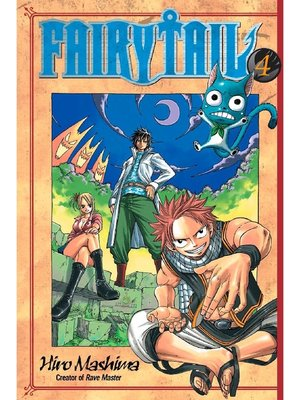 cover image of Fairy Tail, Volume 4